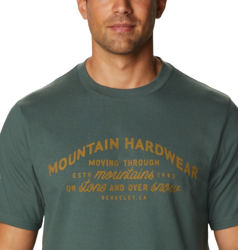 Men's On Snow and Stone™ Short Sleeve T-Shirt Men's On Snow and Stone™ Short Sleeve T-Shirt, a2