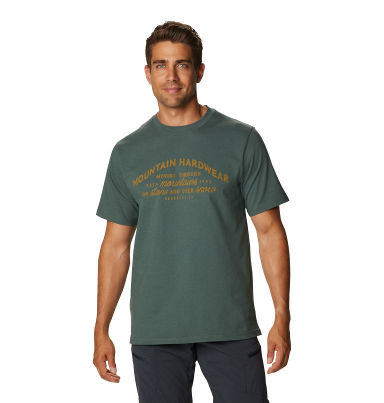 Men's On Snow and Stone™ Short Sleeve T-Shirt Men's On Snow and Stone™ Short Sleeve T-Shirt, front