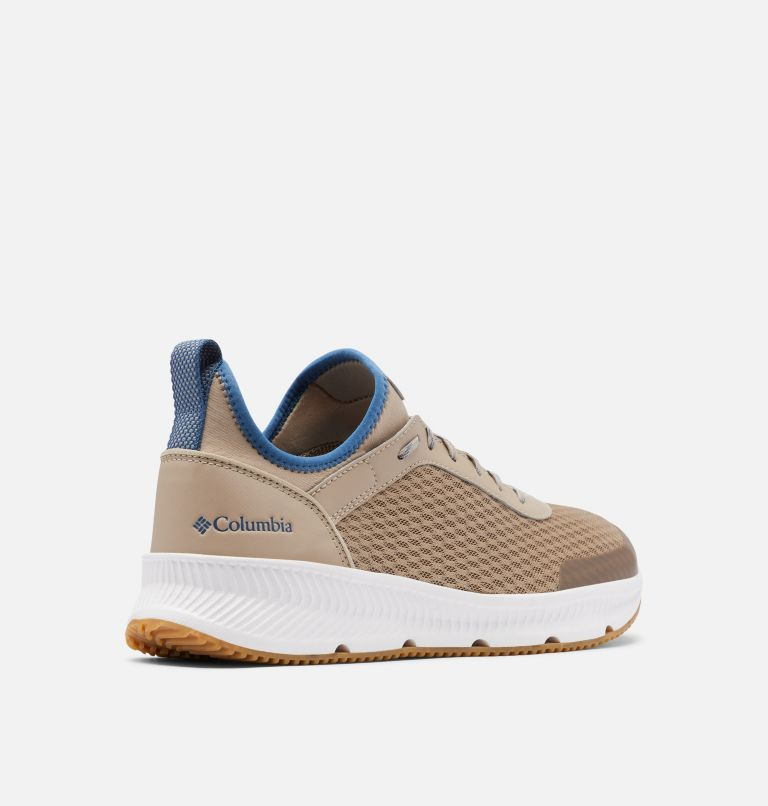 SUMMERTIDE™ | 212 | 12 Men's Summertide™ Water Shoe, Oxford Tan, Scout Blue, 3/4 back