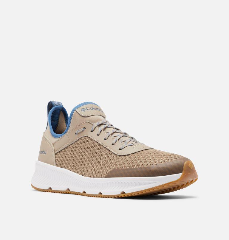 SUMMERTIDE™ | 212 | 12 Men's Summertide™ Water Shoe, Oxford Tan, Scout Blue, 3/4 front
