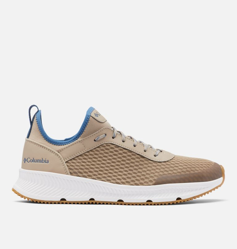 SUMMERTIDE™ | 212 | 12 Men's Summertide™ Water Shoe, Oxford Tan, Scout Blue, front