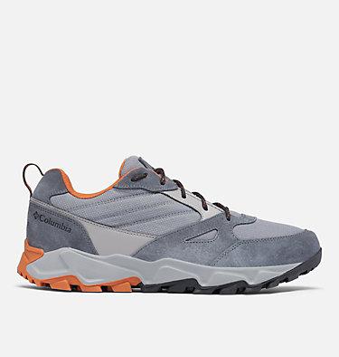 Men's IVO Trail Waterproof Shoe IVO TRAIL™ WP   011   11.5, Ti Grey Steel, Cedar, front