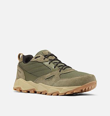 Men's IVO Trail™ Waterproof Shoe IVO TRAIL™ WP   033   10, Nori, Black, 3/4 front