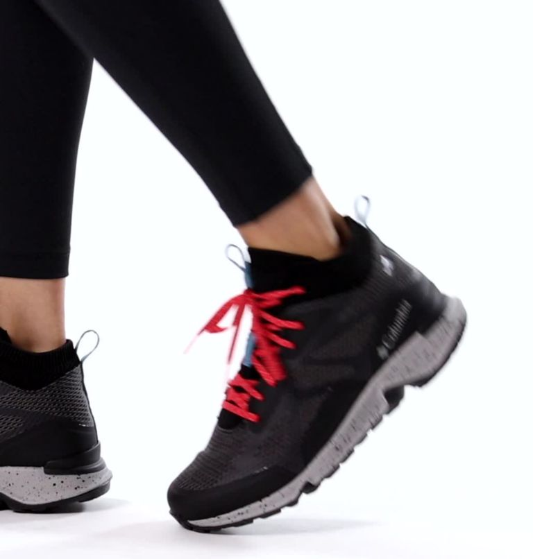 VITESSE™ MID OUTDRY™ | 010 | 7 Women's Vitesse™ Mid OutDry™ Shoe, Black, Steam, video