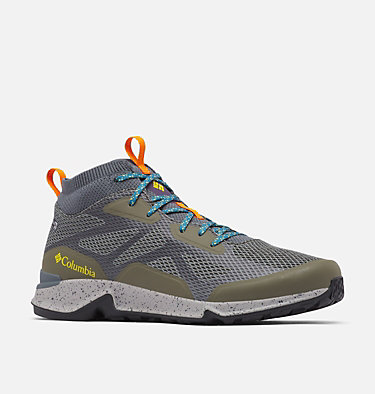 Men's Vitesse™ Mid OutDry™ Shoe VITESSE™ MID OUTDRY™ | 383 | 10, Nori, Cyber Purple, 3/4 front