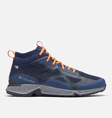 Men's Vitesse™ Mid OutDry™ Shoe VITESSE™ MID OUTDRY™ | 383 | 10, Collegiate Navy, Tangy Orange, front
