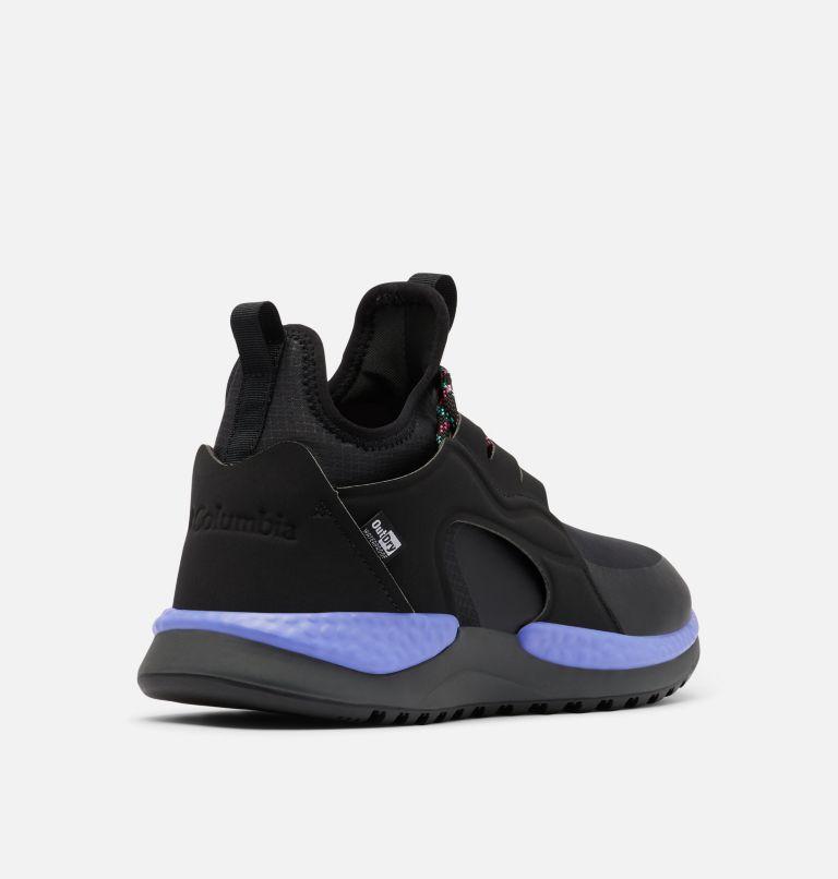 SH/FT™ AURORA OUTDRY™ | 012 | 10 Women's SH/FT™ Aurora OutDry™ Shoe, Black, Purple, 3/4 back