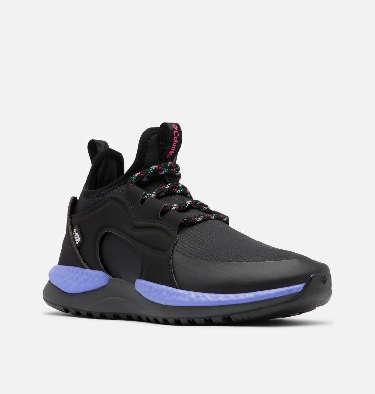 SH/FT™ AURORA OUTDRY™ | 012 | 10 Women's SH/FT™ Aurora OutDry™ Shoe, Black, Purple, 3/4 front