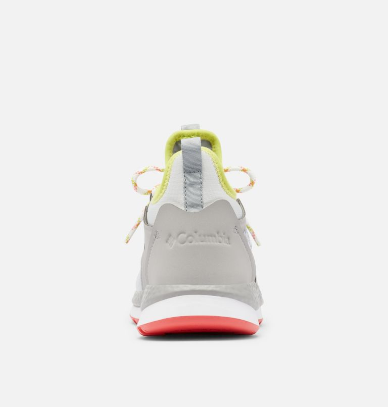 SH/FT™ AURORA OUTDRY™ | 063 | 8 Women's SH/FT™ Aurora OutDry™ Shoe, Grey Ice, Chartreuse, back