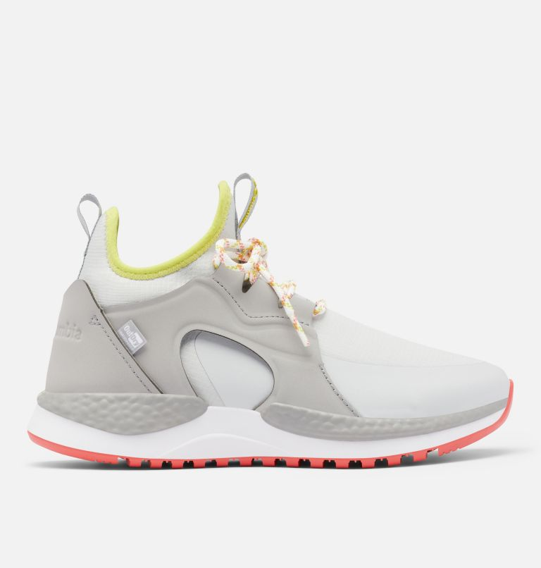 SH/FT™ AURORA OUTDRY™ | 063 | 8 Women's SH/FT™ Aurora OutDry™ Shoe, Grey Ice, Chartreuse, front
