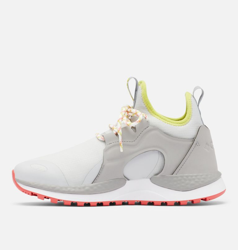 SH/FT™ AURORA OUTDRY™ | 063 | 8 Women's SH/FT™ Aurora OutDry™ Shoe, Grey Ice, Chartreuse, medial