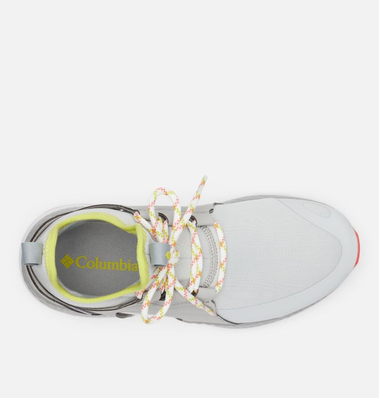 SH/FT™ AURORA OUTDRY™ | 063 | 12 Women's SH/FT™ Aurora OutDry™ Shoe, Grey Ice, Chartreuse, top
