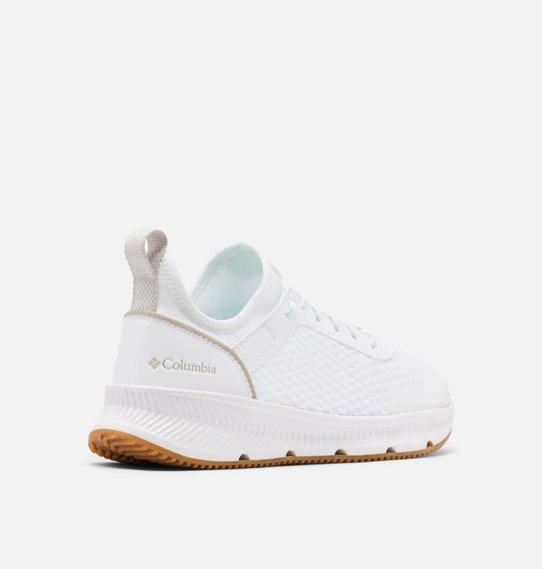 SUMMERTIDE™ | 100 | 9.5 Women's Summertide™ Water Shoe, White, Dark Stone, 3/4 back