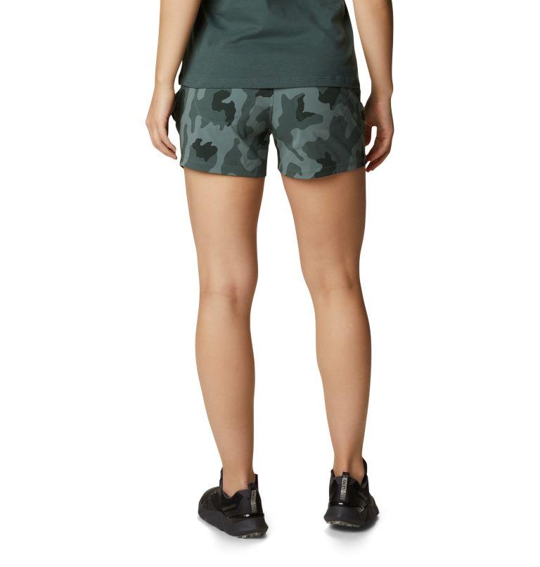 Dynama™/2 Short | 338 | XL Women's Dynama™/2 Short, Thunderhead Grey Camo, back
