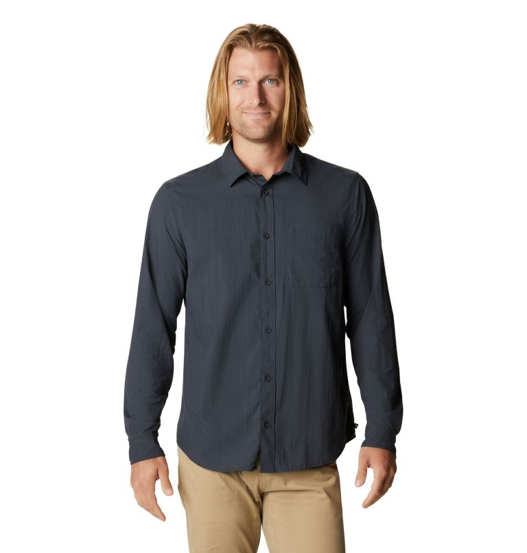 Men's El Portal™ Long Sleeve Shirt Men's El Portal™ Long Sleeve Shirt, front