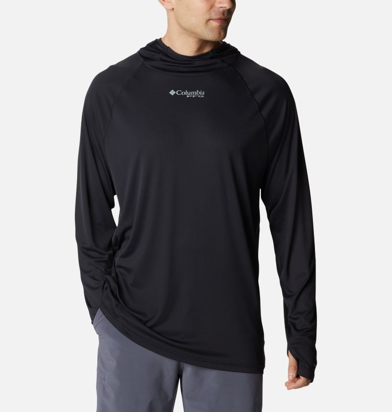 Men's PFG Respool™ Knit Hoodie Men's PFG Respool™ Knit Hoodie, front