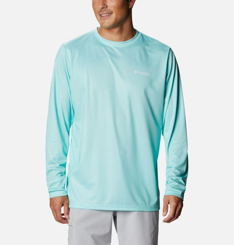 Men's PFG Terminal Tackle™ State Fish Flag Long Sleeve Shirt Men's PFG Terminal Tackle™ State Fish Flag Long Sleeve Shirt, back