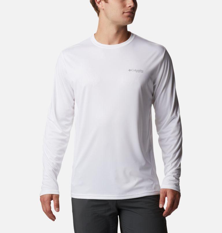 Men's PFG Terminal Tackle™ Carey Chen Long Sleeve Shirt Men's PFG Terminal Tackle™ Carey Chen Long Sleeve Shirt, back
