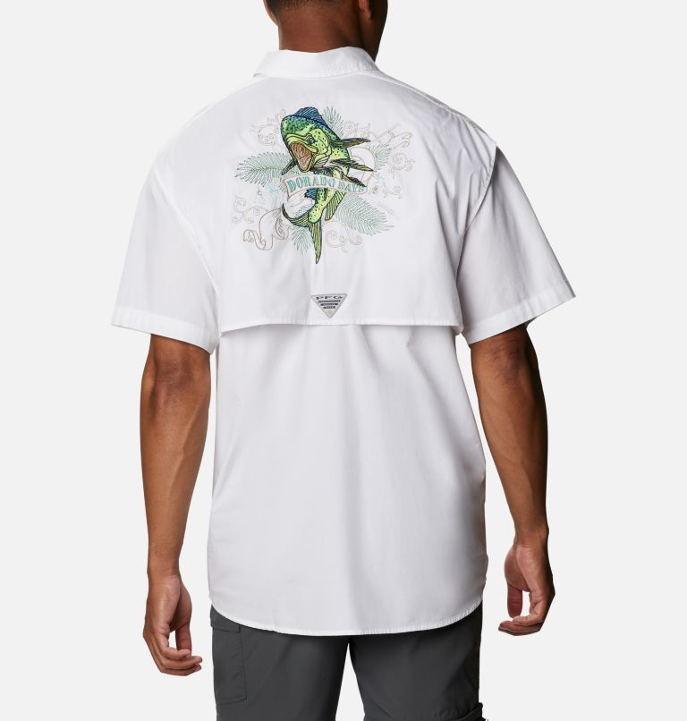 Men's Bonehead™ Icon Short Sleeve Shirt Men's Bonehead™ Icon Short Sleeve Shirt, front
