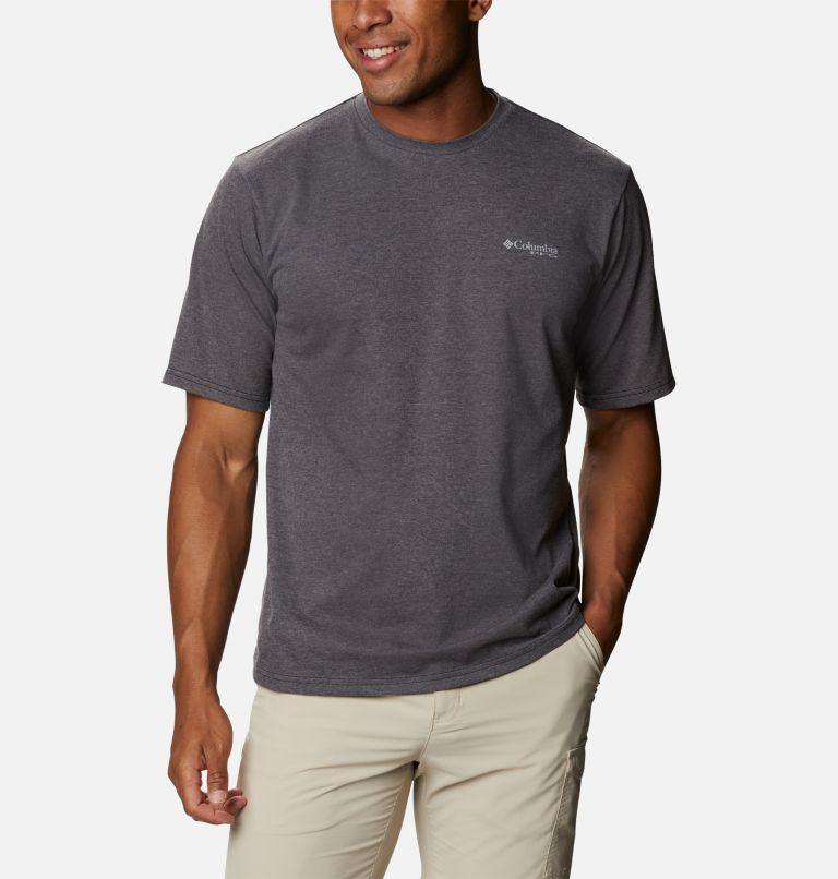 Men's PFG™ Fish Flag Graphic Short Sleeve Shirt Men's PFG™ Fish Flag Graphic Short Sleeve Shirt, back