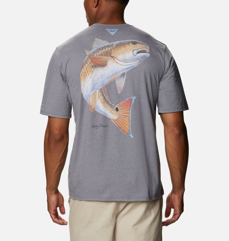 Men's PFG™ Carey Chen Graphic T-Shirt Men's PFG™ Carey Chen Graphic T-Shirt, front