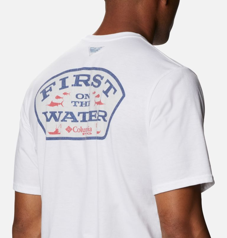 Men's PFG™ First Water Graphic Short Sleeve Shirt Men's PFG™ First Water Graphic Short Sleeve Shirt, a3
