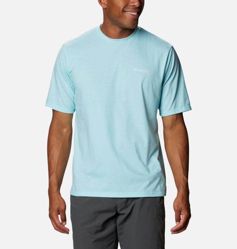 Men's PFG™ First Water Graphic Short Sleeve Shirt Men's PFG™ First Water Graphic Short Sleeve Shirt, back