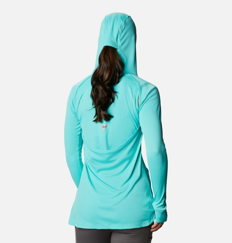 Women's PFG Respool™ Knit Hoodie Women's PFG Respool™ Knit Hoodie, back