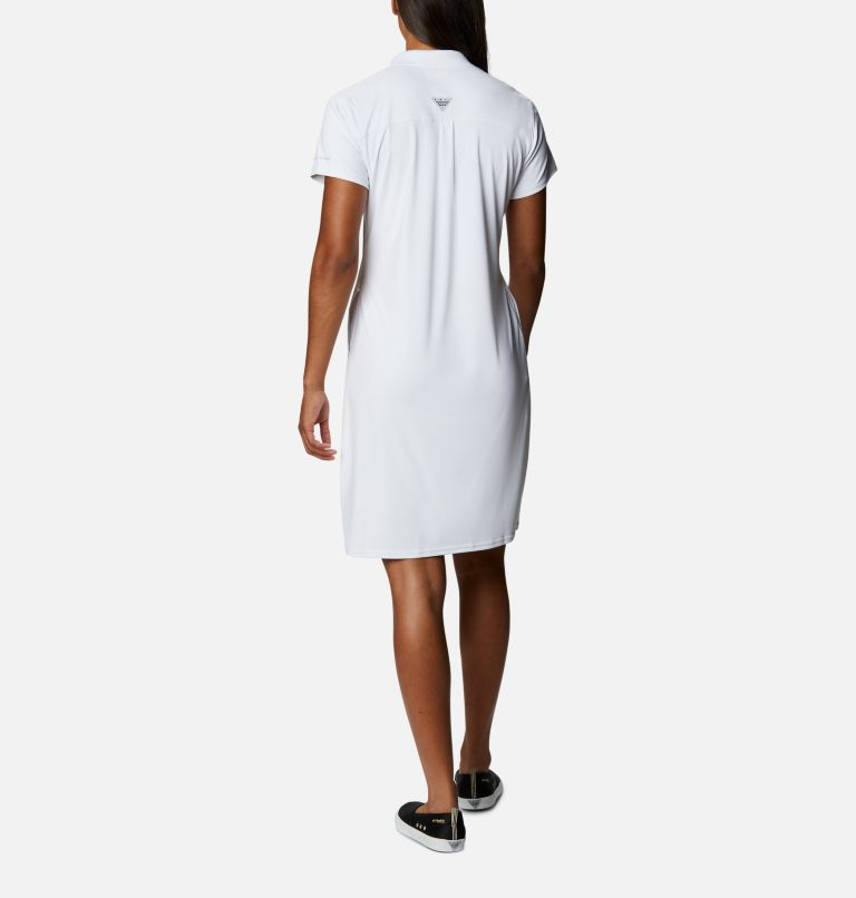 Women's Tidal Tee™ Polo Dress Women's Tidal Tee™ Polo Dress, back