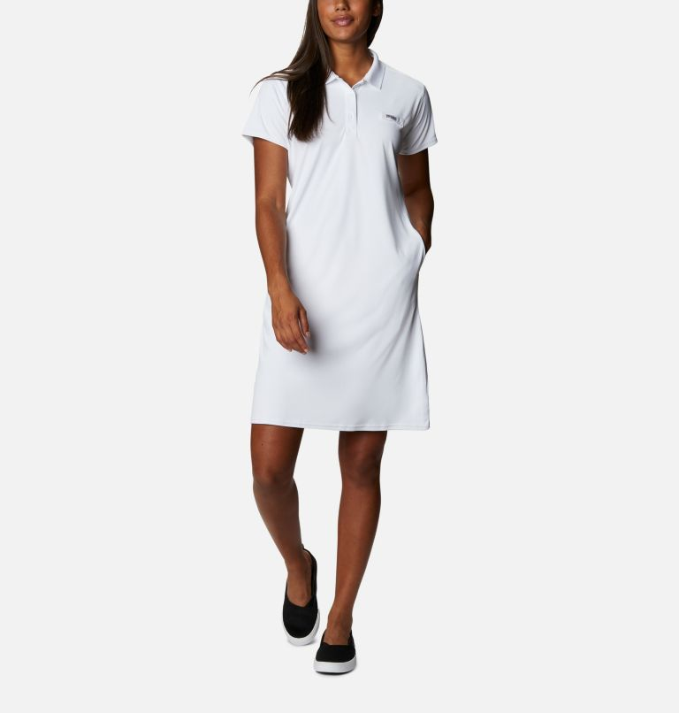 Women's Tidal Tee™ Polo Dress Women's Tidal Tee™ Polo Dress, front