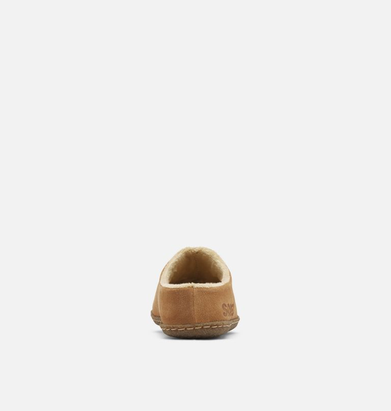 YOUTH LANNER RIDGE™ II | 224 | 4 Youth Lanner Ridge™ II Slipper, Camel Brown, back