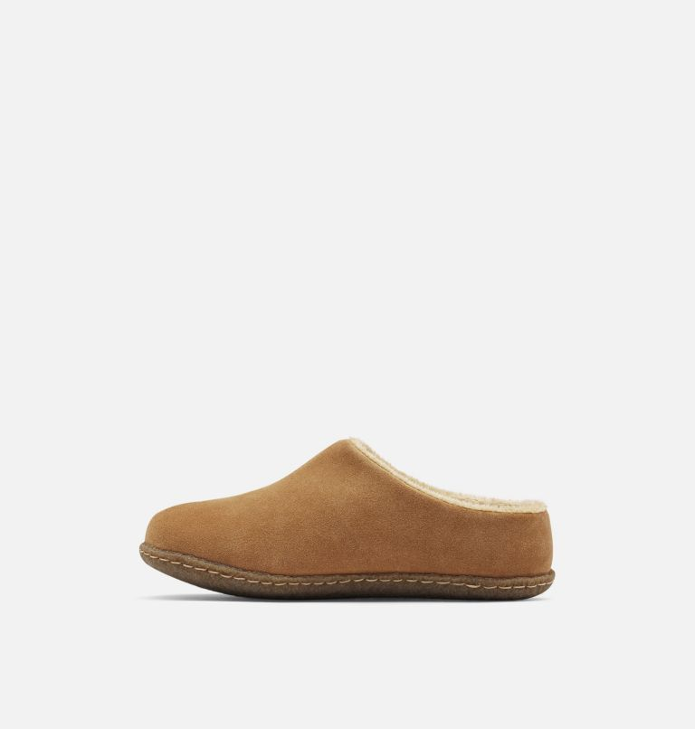 YOUTH LANNER RIDGE™ II | 224 | 4 Youth Lanner Ridge™ II Slipper, Camel Brown, medial