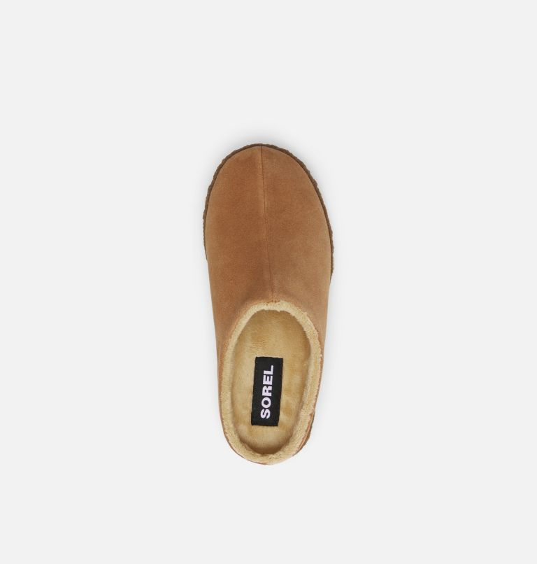 YOUTH LANNER RIDGE™ II | 224 | 4 Youth Lanner Ridge™ II Slipper, Camel Brown, top