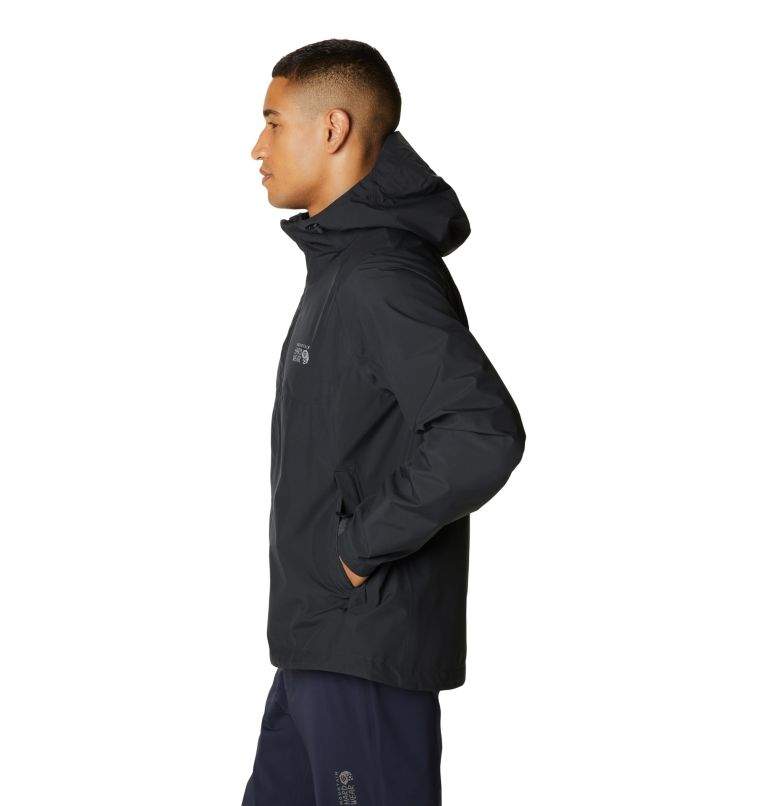 Exposure/2™ Gore-Tex Paclite Jacket | 004 | L Men's Exposure/2™ Gore-Tex Paclite Jacket, Dark Storm, a1