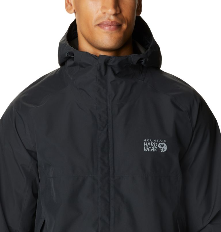 Exposure/2™ Gore-Tex Paclite Jacket | 004 | L Men's Exposure/2™ Gore-Tex Paclite Jacket, Dark Storm, a2