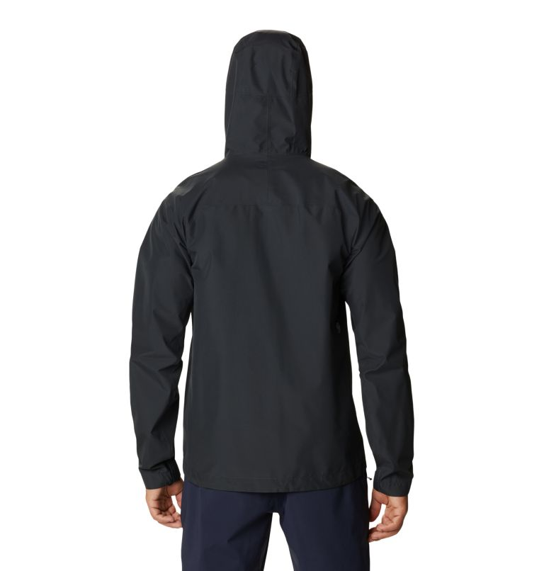Exposure/2™ Gore-Tex Paclite Jacket | 004 | L Men's Exposure/2™ Gore-Tex Paclite Jacket, Dark Storm, back