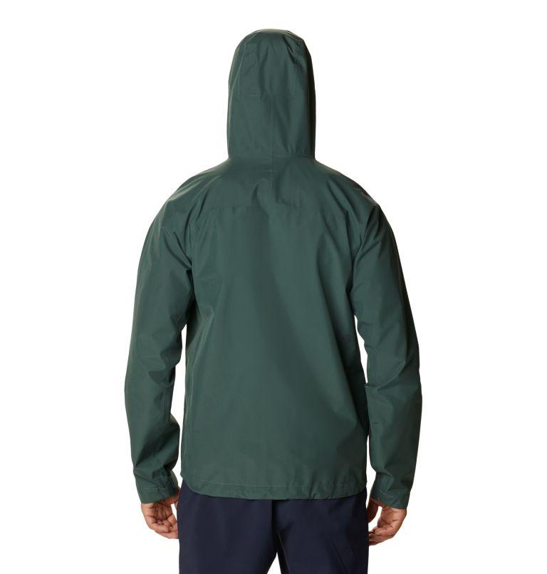 Exposure/2™ Gore-Tex Paclite Jacket | 352 | XXL Men's Exposure/2™ Gore-Tex PACLITE® Jacket, Black Spruce, back