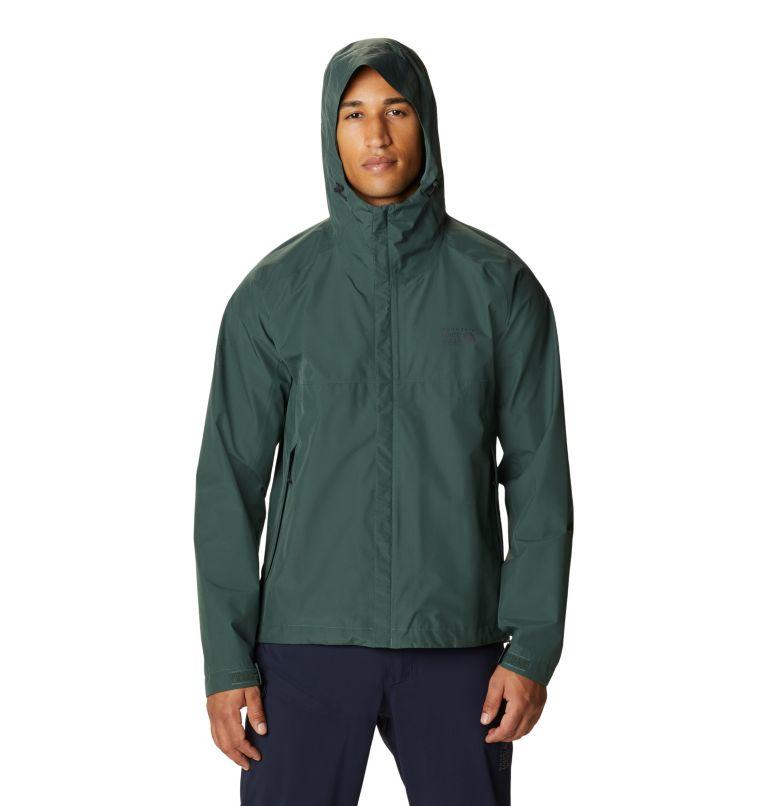 Exposure/2™ Gore-Tex Paclite Jacket | 352 | XXL Men's Exposure/2™ Gore-Tex PACLITE® Jacket, Black Spruce, front