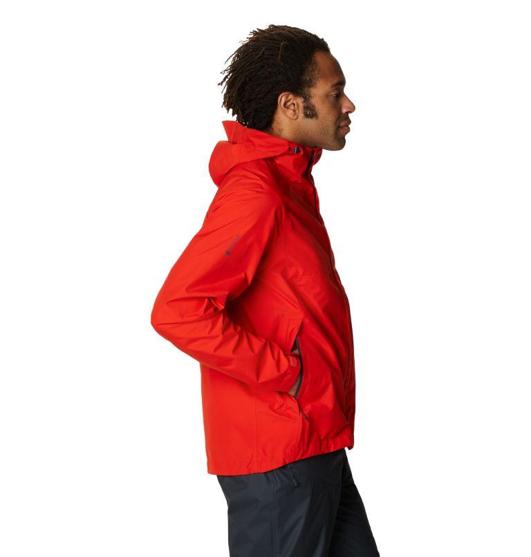 Exposure/2™ Gore-Tex Paclite Jacket | 636 | S Men's Exposure/2™ Gore-Tex PACLITE® Jacket, Fiery Red, a1