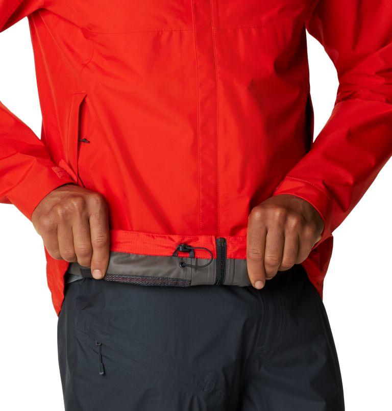 Exposure/2™ Gore-Tex Paclite Jacket | 636 | S Men's Exposure/2™ Gore-Tex PACLITE® Jacket, Fiery Red, a3