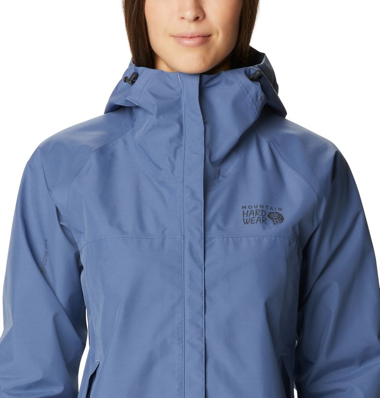 Exposure/2™ Gore Tex Paclite Jacket | 445 | XS Women's Exposure/2™ Gore-Tex Paclite® Jacket, Northern Blue, a2