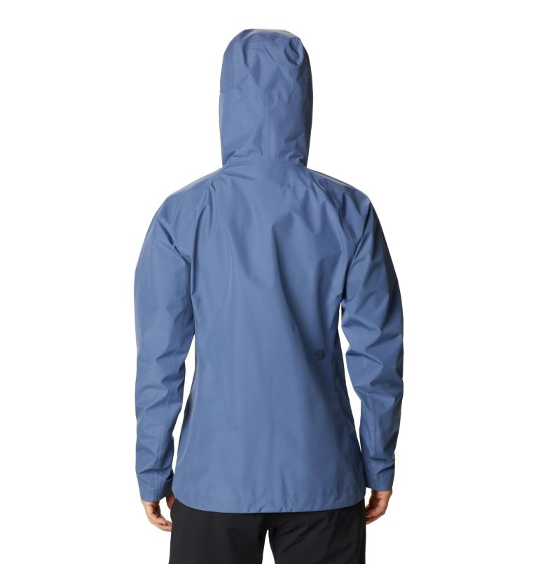 Exposure/2™ Gore Tex Paclite Jacket | 445 | L Women's Exposure/2™ Gore-Tex PACLITE® Jacket, Northern Blue, back