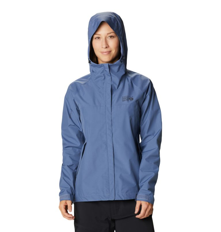 Exposure/2™ Gore Tex Paclite Jacket | 445 | XS Women's Exposure/2™ Gore-Tex Paclite® Jacket, Northern Blue, front