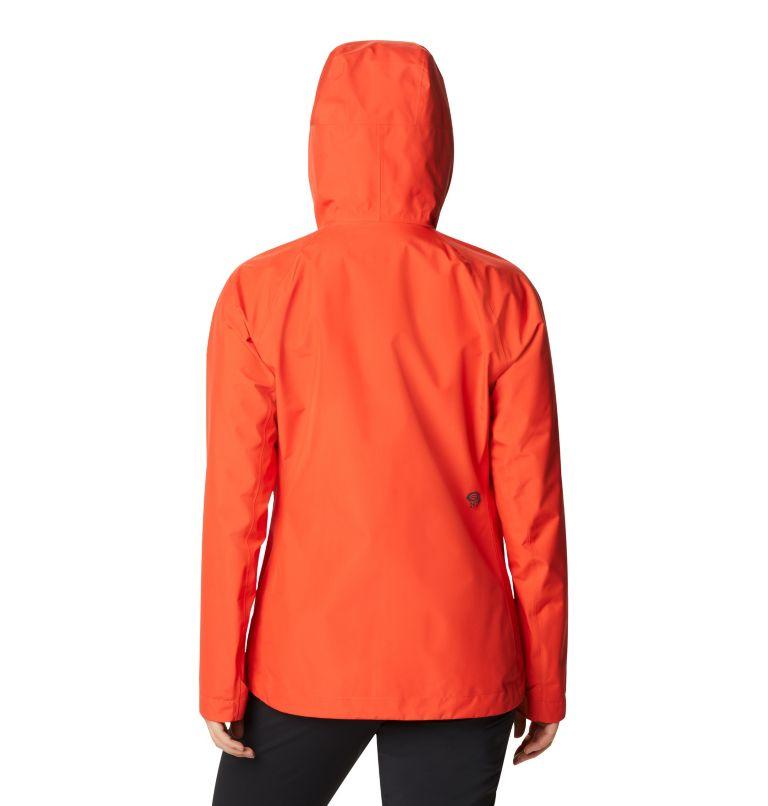 Exposure/2™ Gore Tex Paclite Jacket | 854 | XL Women's Exposure/2™ Gore-Tex PACLITE® Jacket, Sweet Chili, back