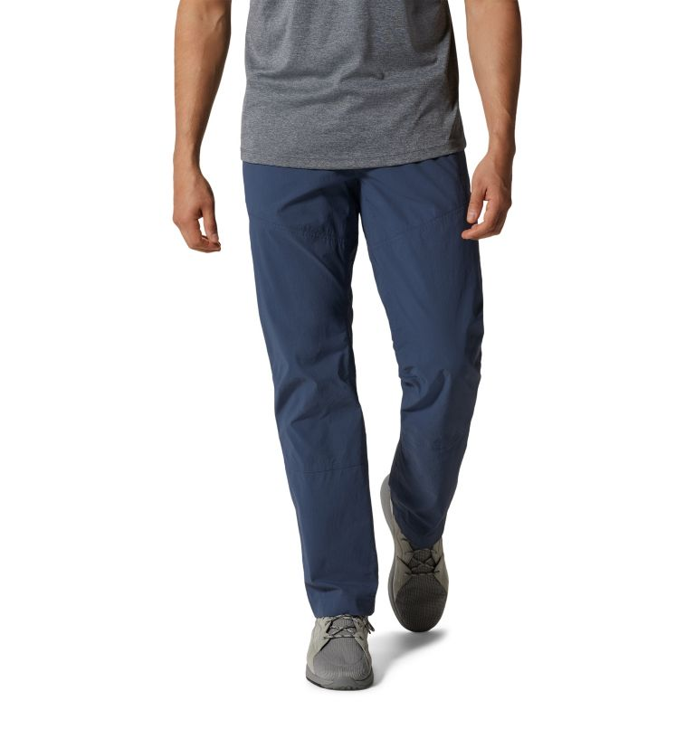 Basin™ Trek Pant | 492 | 46 Men's Basin™ Trek Pant, Zinc, front