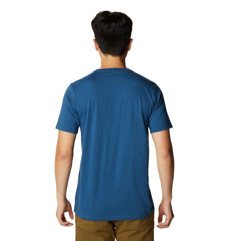 Men's MHW Logo™ Short Sleeve T-Shirt Men's MHW Logo™ Short Sleeve T-Shirt, back