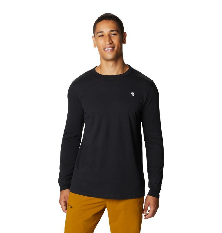 Men's MHW Logo™ Long Sleeve T-Shirt Men's MHW Logo™ Long Sleeve T-Shirt, front