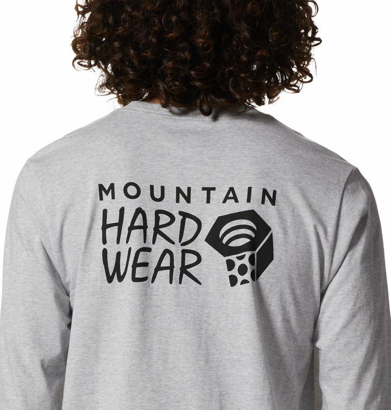 Men's MHW Logo™ Long Sleeve T-Shirt Men's MHW Logo™ Long Sleeve T-Shirt, a3