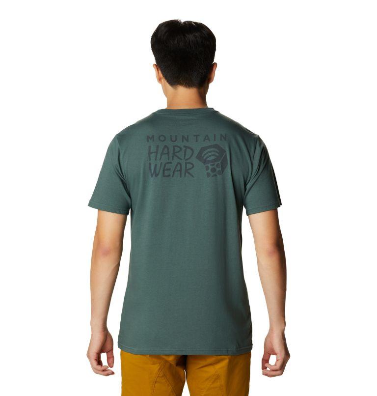 Men's MHW Back Logo™ Short Sleeve T-Shirt Men's MHW Back Logo™ Short Sleeve T-Shirt, back
