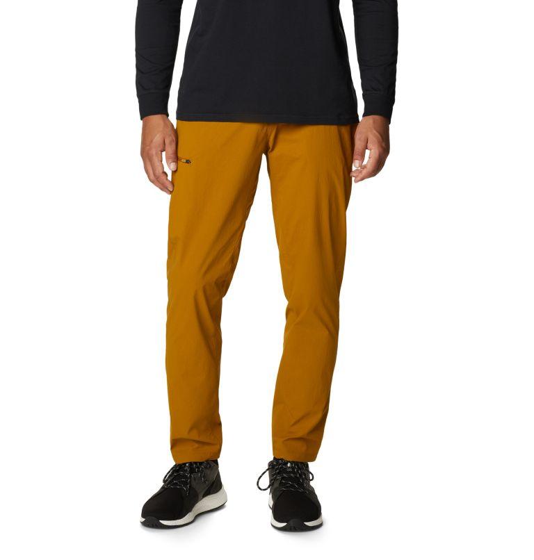 Basin™ Pant | 255 | M Men's Basin™ Pant, Olive Gold, front